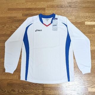 ☆新品☆ asics アシックス ジュニア サッカー ゲームシャツ 長袖 160