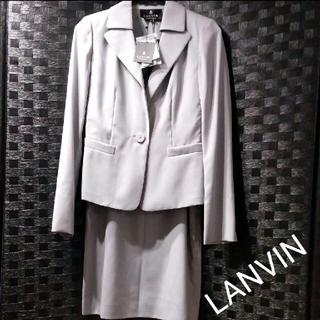ランバンコレクション(LANVIN COLLECTION)のランバンコレクション セットアップ スカートスーツ 新品 レディース(スーツ)