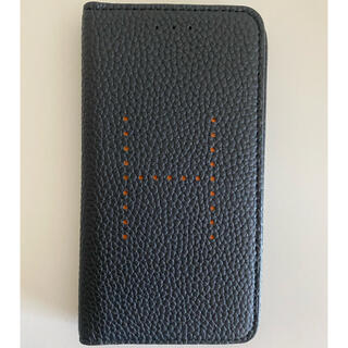 エルメス(Hermes)のエルメス 携帯カバー手帳型(iPhoneケース)