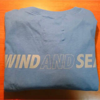 SEA - WINDANDSEA × vivastudio long sleeve tee