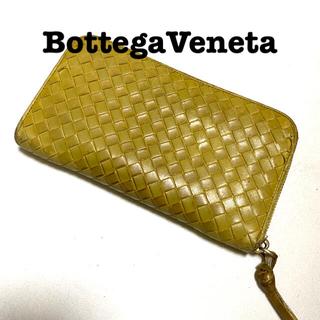 ボッテガヴェネタ(Bottega Veneta)のBottega 長財布 イエロー(財布)