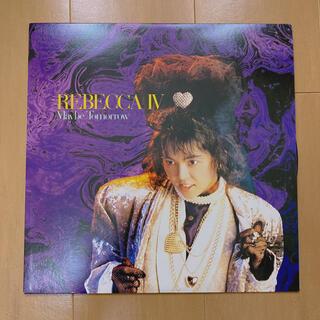 レベッカ◎LPレコード(ポップス/ロック(邦楽))