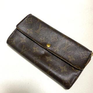 ルイヴィトン(LOUIS VUITTON)のLOUISVUITTON 長財布(財布)