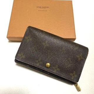 ルイヴィトン(LOUIS VUITTON)のLOUISVUITTON 財布(財布)