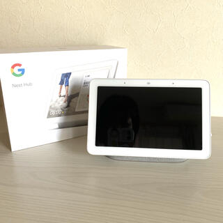 グーグル(Google)のスーモ様専用★Google nest hub(ディスプレイ)