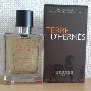 エルメス(Hermes)のモテ香水 ★ 未使用 エルメス テールドエルメス TERRED'HERMES (香水(男性用))
