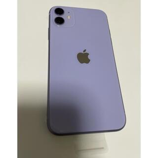 アイフォーン(iPhone)の[新品]iPhone11 256GB SIMフリー(携帯電話本体)