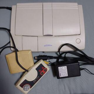 エヌイーシー(NEC)のPCエンジンDUO-R 本体セット(家庭用ゲーム機本体)