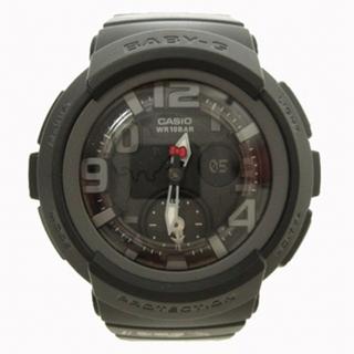 Baby-G - Baby-G CASIO ハローキティ コラボ 腕時計 BGA-190KT 黒