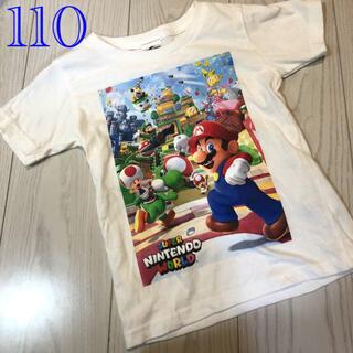 ユニバーサルスタジオジャパン(USJ)のUSJ限定 ニンテンドーワールド キッズ(Tシャツ/カットソー)
