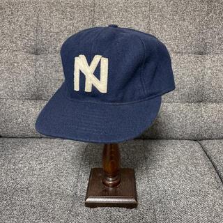 ニューエラー(NEW ERA)のEBBETS FIELD FLANNELS CAP 7 1/2(キャップ)