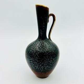 ロールストランド(Rorstrand)のグンナー・ニールンド AUQ 花瓶 17cm 1954年 北欧(花瓶)