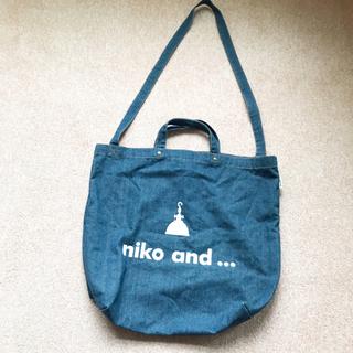 ニコアンド(niko and...)のniko and… ショルダーバッグ(ショルダーバッグ)