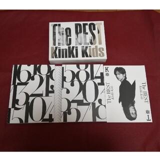 KinKi Kids - KinKi Kids The BEST 初回盤 DVD付 キンキ
