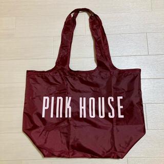 ピンクハウス(PINK HOUSE)の【未使用】ピンクハウス エコバッグ 大容量(エコバッグ)