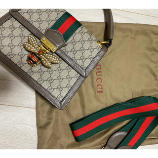 Gucci - Gucci GG クイーンマーガレットハンドバッグ