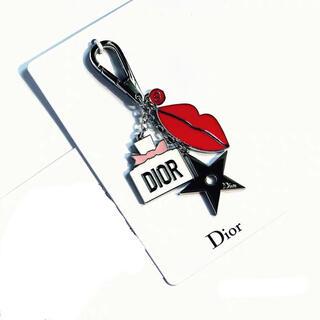 Dior - 新品未開封★ディオール ノベルティー ラーキー バッグチャーム キーホルダー