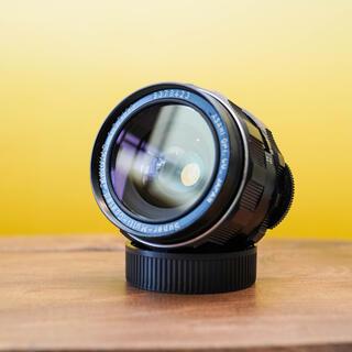 ペンタックス(PENTAX)の【良品】SMC Takumar 28mm f3.5  青空の広角 (レンズ(単焦点))