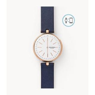SKAGEN - スカーゲン レディース 腕時計 アナログ レザー SKT1412
