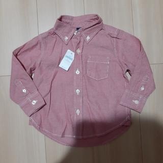新品★ベビーギャップ 長袖シャツ 90cm