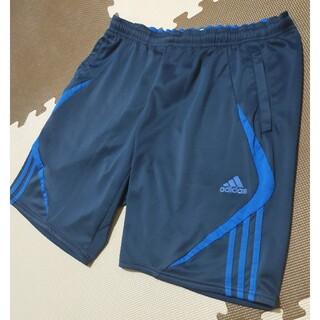 adidas - ☆AHP-337 アディダス ハーフパンツ 紺&青 サイズ L