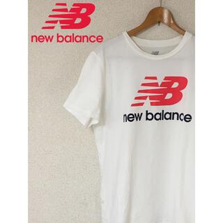ニューバランス(New Balance)のNB ニューバランス 白 ホワイト XL(Tシャツ/カットソー(半袖/袖なし))