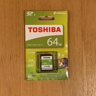 東芝 - 【TOSHIBA】microSDXC UHS-I カード 64GB