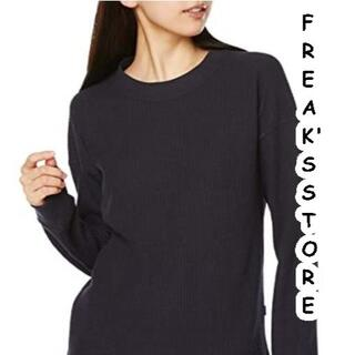フリークスストア(FREAK'S STORE)のフリークスストア FREAKS STORE ワッフルサーマルクルーネックTシャツ(Tシャツ(長袖/七分))