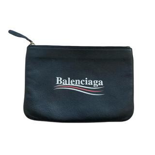 バレンシアガ(Balenciaga)のBalenciaga campaign logo everyday bag(セカンドバッグ/クラッチバッグ)