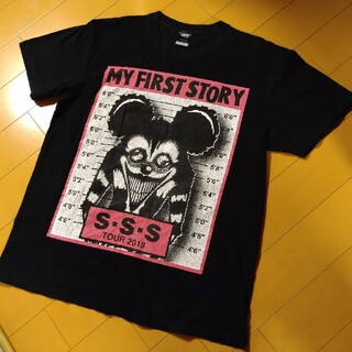My First Story SSS Tour 2018 Tシャツ