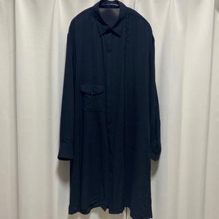 Yohji Yamamoto - Yohji Yamamoto POUR HOMME 18SS  ほつれシャツ