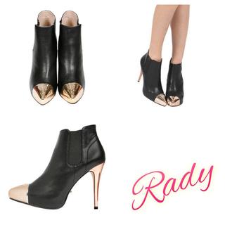 レディー(Rady)のRady 先金 サイドゴア ショートブーツ 新品(ブーツ)