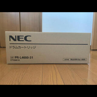 エヌイーシー(NEC)のNEC 純正品 PR-L4600-31 ドラムカートリッジ(OA機器)