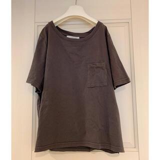 ローリーズファーム(LOWRYS FARM)の【LOWRYS FARM】Tシャツ グレー Mサイズ(Tシャツ(半袖/袖なし))