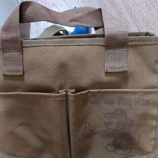 ミッキーマウス(ミッキーマウス)のモノマックスミッキーマウスデザインナノユニバース整理収納バッグ(トートバッグ)
