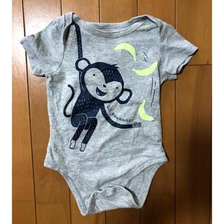 ベビーギャップ(babyGAP)のbabygap ギャップ ボディスーツ 肌着ロンパース 6-12m 70(肌着/下着)