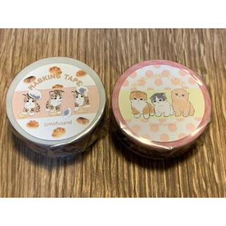 エムティー(mt)のぢゅのさん マスキングテープ 猫 2種(テープ/マスキングテープ)