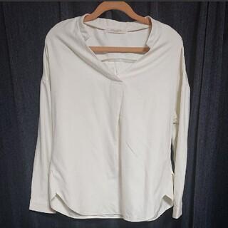 ショコラフィネローブ(chocol raffine robe)のスキッパーシャツ(シャツ/ブラウス(長袖/七分))