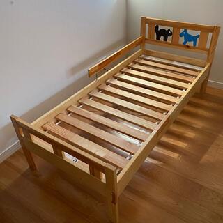 イケア(IKEA)の子ども用ベッド IKEA(その他)
