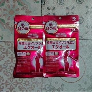 小林製薬 - 小林製薬命の母 発酵大豆 イソフラボンエクオール 30日分 2袋