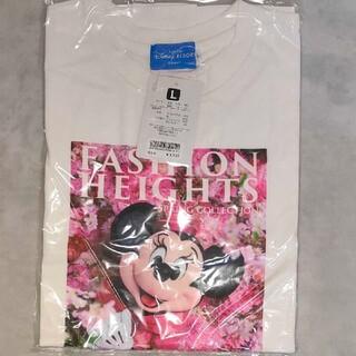 Disney - 東京ディズニーリゾート Tシャツ Lサイズ ミニー FASHION HEIGHT