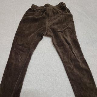 サンカンシオン(3can4on)の秋冬物ズボン 100サイズ ブラウン(パンツ/スパッツ)