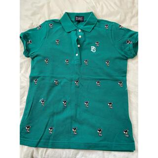 パーリーゲイツ(PEARLY GATES)のパーリーゲイツ  ポロシャツ 0 スヌーピー(ポロシャツ)