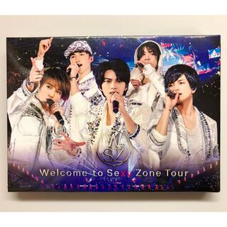セクシー ゾーン(Sexy Zone)のwelcome to SexyZone tour 初回限定盤(アイドル)