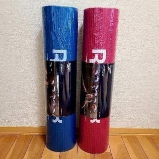 Reebok - 手渡し限定/名古屋市★新品 リーボック/ヨガマット 7mm 2点セット