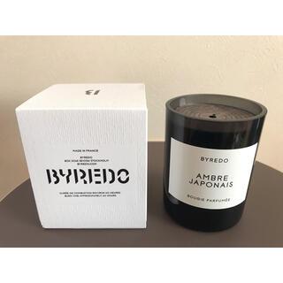 diptyque - バイレードBYREDO Amber Japonaisキャンドル