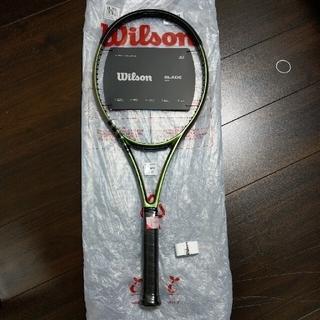 wilson - BLADE100 V8 16X19 ラケット ウィルソン 未使用 国内正規品
