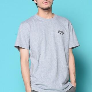 ヴァルゴ(VIRGO)のVIRGO wearworks ROSE&GUN Tシャツ(グレー)S(Tシャツ/カットソー(半袖/袖なし))