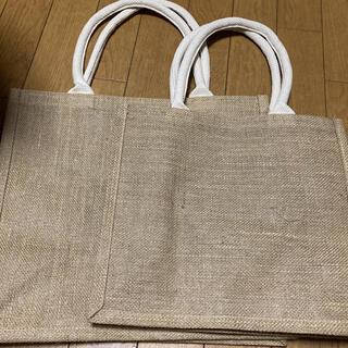 ムジルシリョウヒン(MUJI (無印良品))の無印良品 ジュートマイバッグ(トートバッグ)