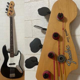 フェンダー(Fender)のFender Japan ジャズベース ジャンク扱い まだまだ使える フェンダー(エレキベース)
